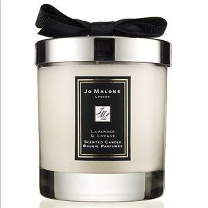 "NIB Jo Malone London Lavender & Lovage Candle 2.5"""